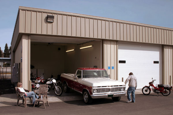 Garagetown Storage Ownership Private Storage